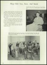 1961 Coldwater High School Yearbook Page 74 & 75