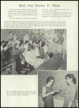 1961 Coldwater High School Yearbook Page 76 & 77
