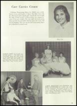 1961 Coldwater High School Yearbook Page 84 & 85