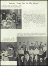 1961 Coldwater High School Yearbook Page 86 & 87