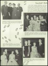 1961 Coldwater High School Yearbook Page 88 & 89