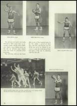 1961 Coldwater High School Yearbook Page 96 & 97