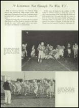 1961 Coldwater High School Yearbook Page 102 & 103