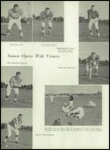 1961 Coldwater High School Yearbook Page 106 & 107