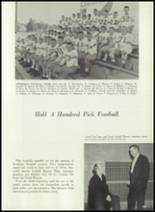 1961 Coldwater High School Yearbook Page 108 & 109