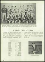 1961 Coldwater High School Yearbook Page 110 & 111