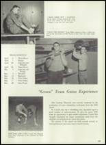 1961 Coldwater High School Yearbook Page 112 & 113