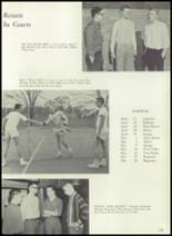 1961 Coldwater High School Yearbook Page 116 & 117