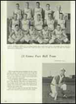 1961 Coldwater High School Yearbook Page 118 & 119