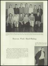 1961 Coldwater High School Yearbook Page 120 & 121