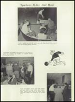 1961 Coldwater High School Yearbook Page 122 & 123