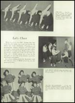 1961 Coldwater High School Yearbook Page 124 & 125