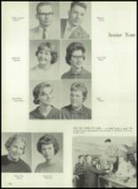 1961 Coldwater High School Yearbook Page 134 & 135