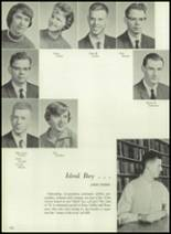 1961 Coldwater High School Yearbook Page 136 & 137