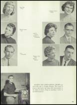 1961 Coldwater High School Yearbook Page 138 & 139