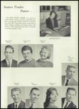 1961 Coldwater High School Yearbook Page 140 & 141