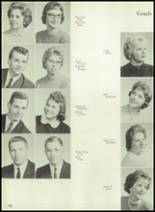 1961 Coldwater High School Yearbook Page 142 & 143