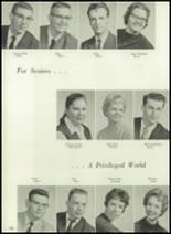 1961 Coldwater High School Yearbook Page 144 & 145
