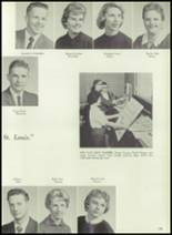 1961 Coldwater High School Yearbook Page 146 & 147