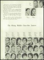 1961 Coldwater High School Yearbook Page 152 & 153