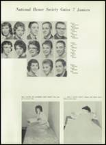 1961 Coldwater High School Yearbook Page 158 & 159