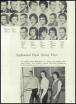 1961 Coldwater High School Yearbook Page 160 & 161