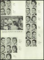 1961 Coldwater High School Yearbook Page 166 & 167