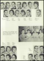 1961 Coldwater High School Yearbook Page 168 & 169