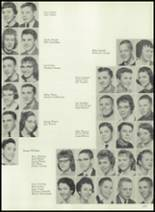 1961 Coldwater High School Yearbook Page 174 & 175