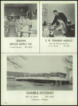 1961 Coldwater High School Yearbook Page 178 & 179