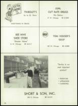 1961 Coldwater High School Yearbook Page 192 & 193
