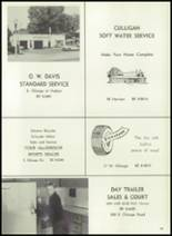 1961 Coldwater High School Yearbook Page 194 & 195