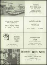 1961 Coldwater High School Yearbook Page 202 & 203