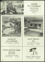 1961 Coldwater High School Yearbook Page 204 & 205