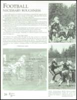 1994 Camas High School Yearbook Page 32 & 33