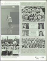 1994 Camas High School Yearbook Page 42 & 43