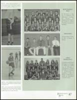 1994 Camas High School Yearbook Page 50 & 51