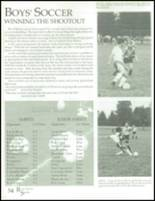 1994 Camas High School Yearbook Page 58 & 59