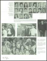 1994 Camas High School Yearbook Page 84 & 85