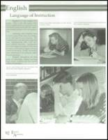 1994 Camas High School Yearbook Page 104 & 105