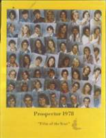 1978 Yearbook Apache Junction High School