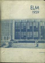 1959 Yearbook Frederick Sasscer High School