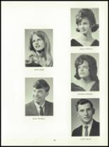 1969 Coconino High School Yearbook Page 44 & 45