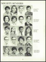 1969 Coconino High School Yearbook Page 62 & 63