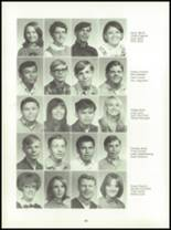 1969 Coconino High School Yearbook Page 64 & 65