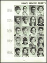 1969 Coconino High School Yearbook Page 66 & 67