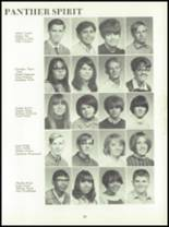 1969 Coconino High School Yearbook Page 68 & 69