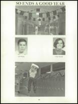1969 Coconino High School Yearbook Page 70 & 71