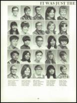 1969 Coconino High School Yearbook Page 72 & 73