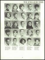 1969 Coconino High School Yearbook Page 76 & 77